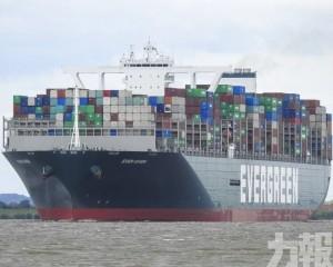 蘇彝士運河擱淺貨船脫淺嘗試推遲