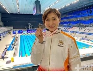 池江璃花子周末衝擊奧運資格