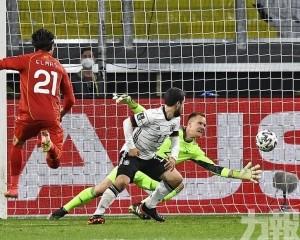 德國爆大冷1:2負北馬其頓