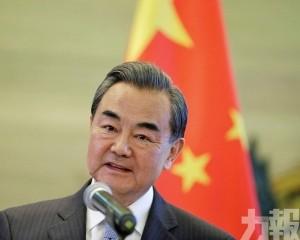王毅:中國不搞「疫苗外交」