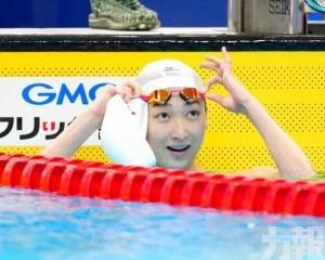 池江出戰奧運單項仍有希望
