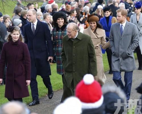 梅根不參加菲臘親王葬禮