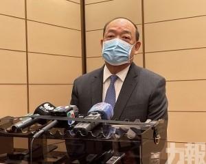 行政長官賀一誠明列席立會會議