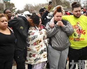 美國非裔男子疑被警方擊斃