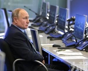 普京:烏克蘭故意使接觸線局勢惡化