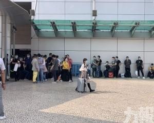 期望突破疫後最高3.4萬旅客紀錄