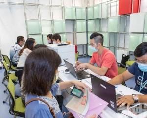 林宇滔倡與企業合作設津助式實習培訓
