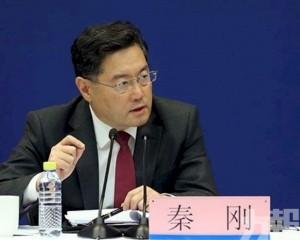 傳中國將指派秦剛出任駐美大使