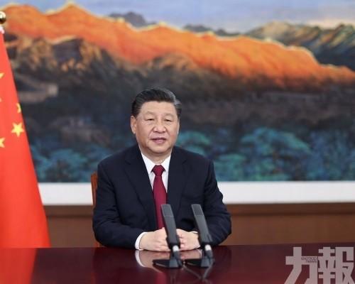 習近平:中國承諾遠遠短於發達國家