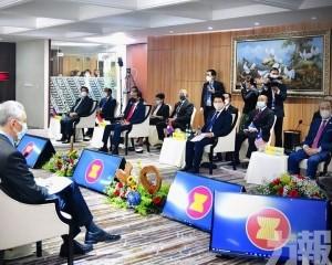 東盟領導人就緬甸局勢達成五點共識
