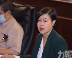 林玉鳳倡重推社區褓姆計劃