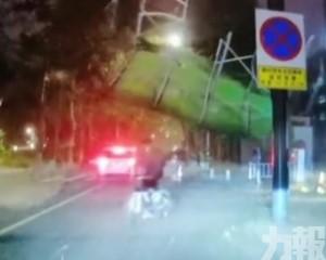 江蘇南通極端天氣釀11死102傷