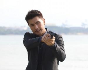 陳展鵬《逆天奇案》演警界精英