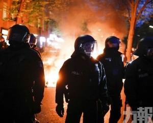五一勞動節德國柏林示威遊行