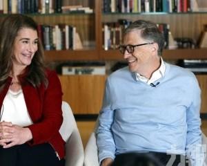 比爾·蓋茨與梅琳達宣布離婚