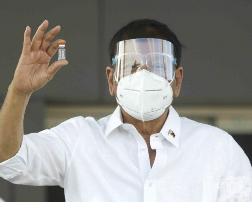 已請求中國收回捐贈的國藥疫苗