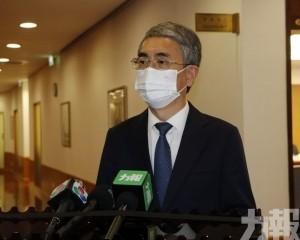張司:疫情關係拖延香港團隊拆卸