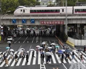 日本九成以上新冠病毒為變種病毒