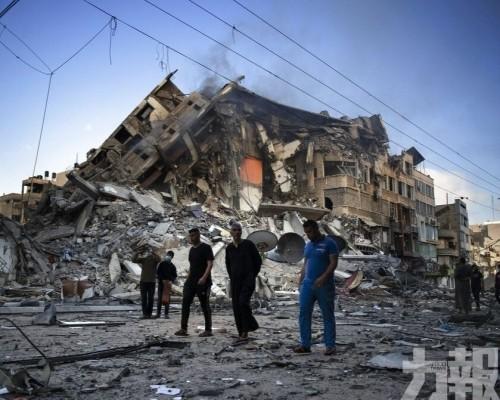 重申巴勒斯坦問題須得到公正解決