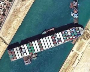 埃及開始蘇彝士運河南段航道拓寬工作