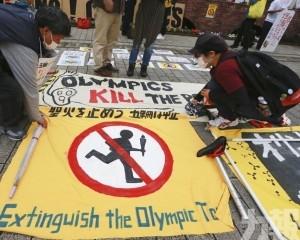 日本奧委會理事:辦不辦都是地獄