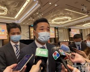 羅奕龍呼籲及早接種疫苗