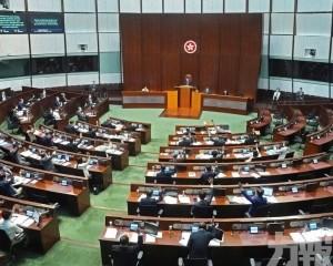 香港選舉條例修訂案獲三讀通過