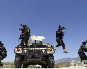 阿富汗安全部隊擊斃210名塔利班成員