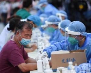 深圳昨增2例本土無症狀感染者