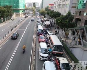 4月共有1,022宗交通意外 涉377傷者
