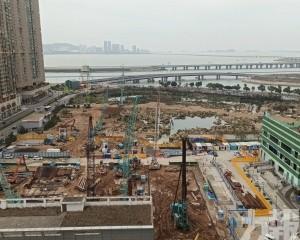 中國建築主理置換房項目 暫住房三公司合作經營