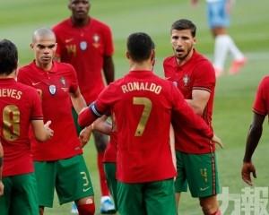 葡萄牙4球擊潰以色列