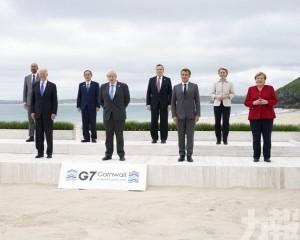 G7承諾明年底前為全球提供10億劑疫苗