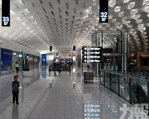 負責國際航班入境旅客流調工作