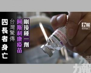 台灣驚傳四長者身亡
