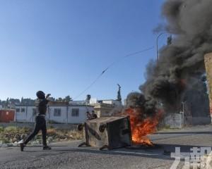 以色列再次空襲加沙地帶