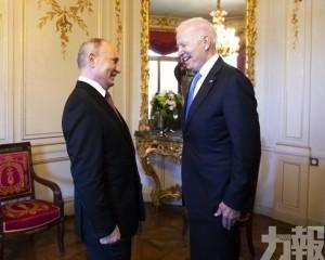 拜登:美俄對話總體積極
