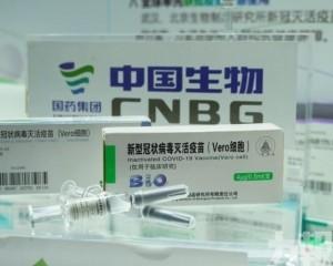 暫未有下調接種國藥疫苗年齡範圍打算