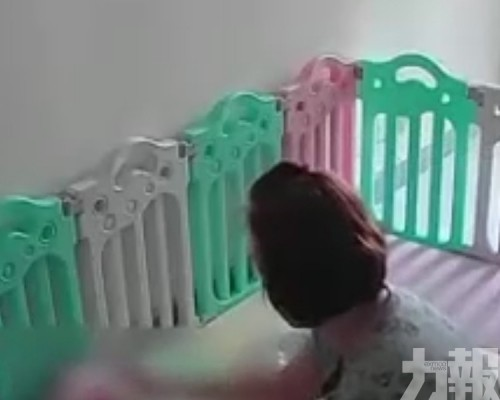 有片!港保姆狠掟8月大女嬰落地被捕