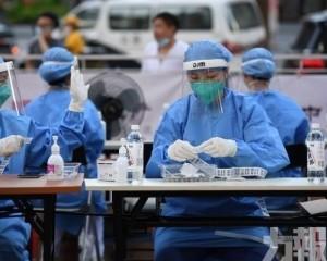 廣東昨無新增本土病例