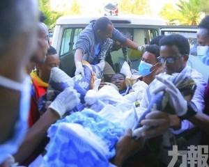 埃塞俄比亞一市場遭空襲