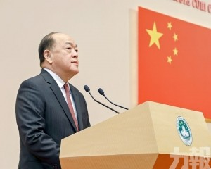 出席中國共產黨成立100周年慶祝活動