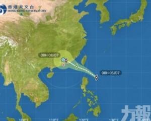 香港考慮今晚發一號戒備信號