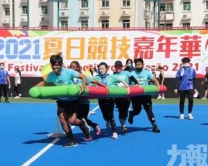 潘永權:未來續辦受歡迎體育活動