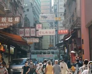 香港無新增確診個案