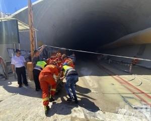 珠石景山隧道透水事故增至3死