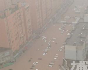 鄭州史上最強降雨釀12死