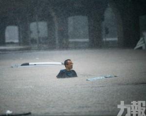 黃河花園口段可能發生洪水