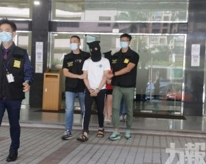 兩越南外僱離職後逾期逗留涉販毒