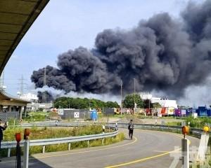 德國勒沃庫森化工園區爆炸1死31傷